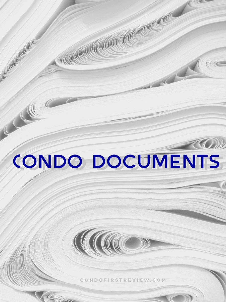 Overwhelmed with ⓒⓞⓝⓓⓞ ⓓⓞⓒⓤⓜⓔⓝⓣⓢ? That's what we do. We will find what you need to know so you can purchase a condo with peace of mind. #condofirstreview #albertarealestate #bcrealestate #arizonarealestate #hawaiirealestate #downtown#yvrcondo #yegcondo #yyccondospic.twitter.com/ZNpydMlpnd