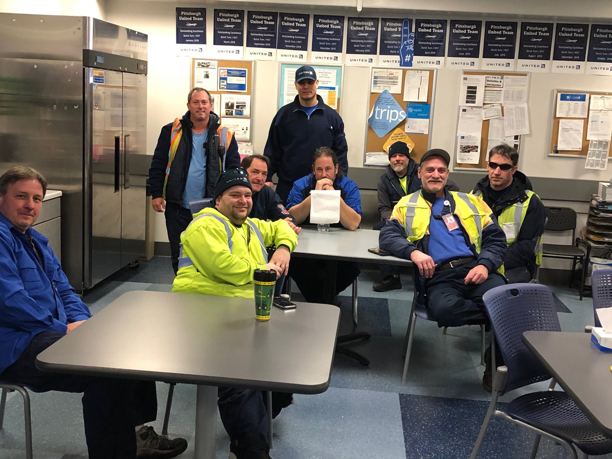 Its BLITZ DAY in Blitz-burgh every day! Thank you Team Pittsburgh for starting our customers day off right every day! @weareunited