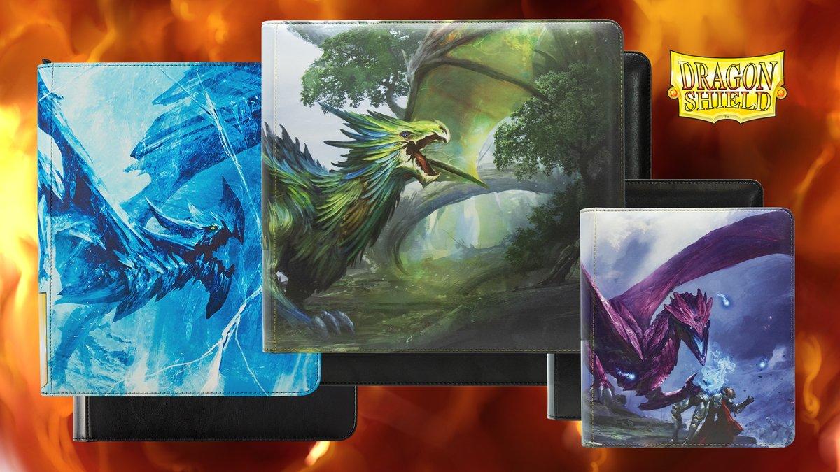 Dragon Shield Card Codex Black XL Zipster Binder