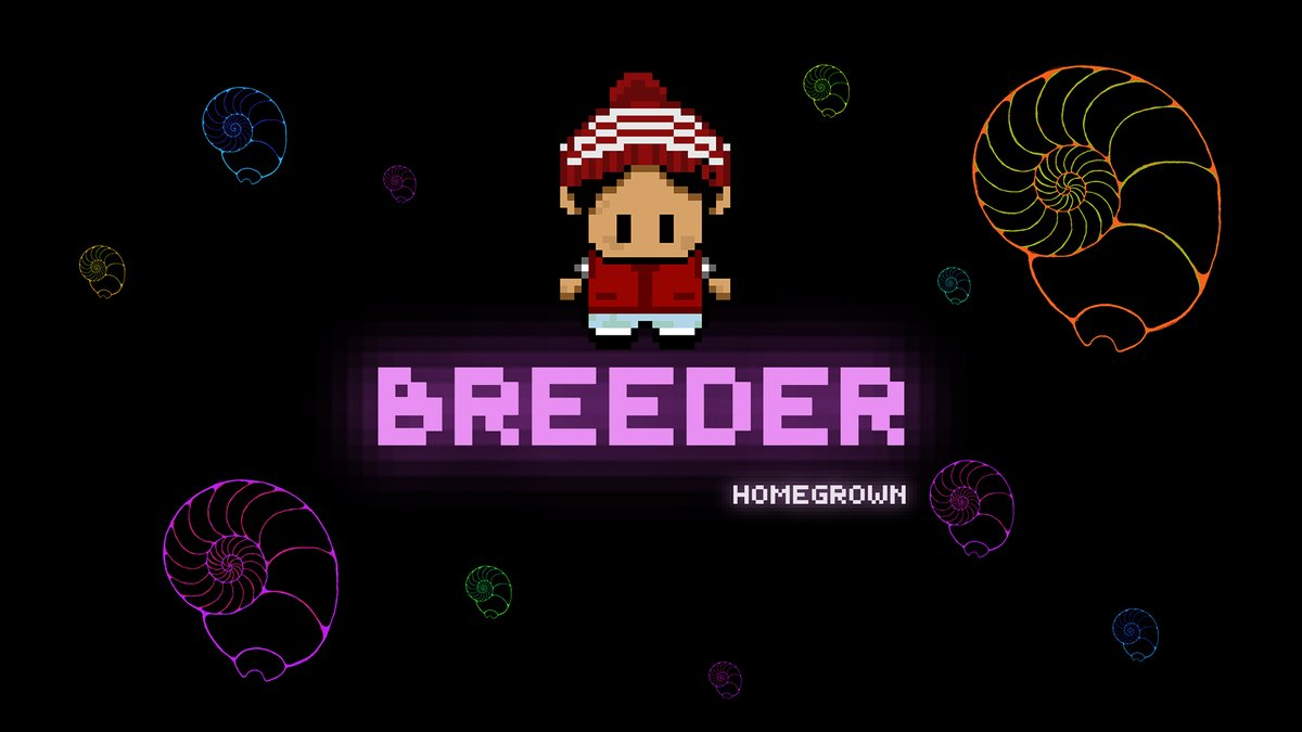 Busy days! We already got a new announcement :) Breeder Homegrown: Director's Cut  This is a second console release from OUTLANDS team - developers of the NORTH. Coming to Switch/PS4/PSVita on March 6'th for just 4.99 everywhere. #VitaIsland #VITA2020<br>http://pic.twitter.com/a2gIsnj5lS