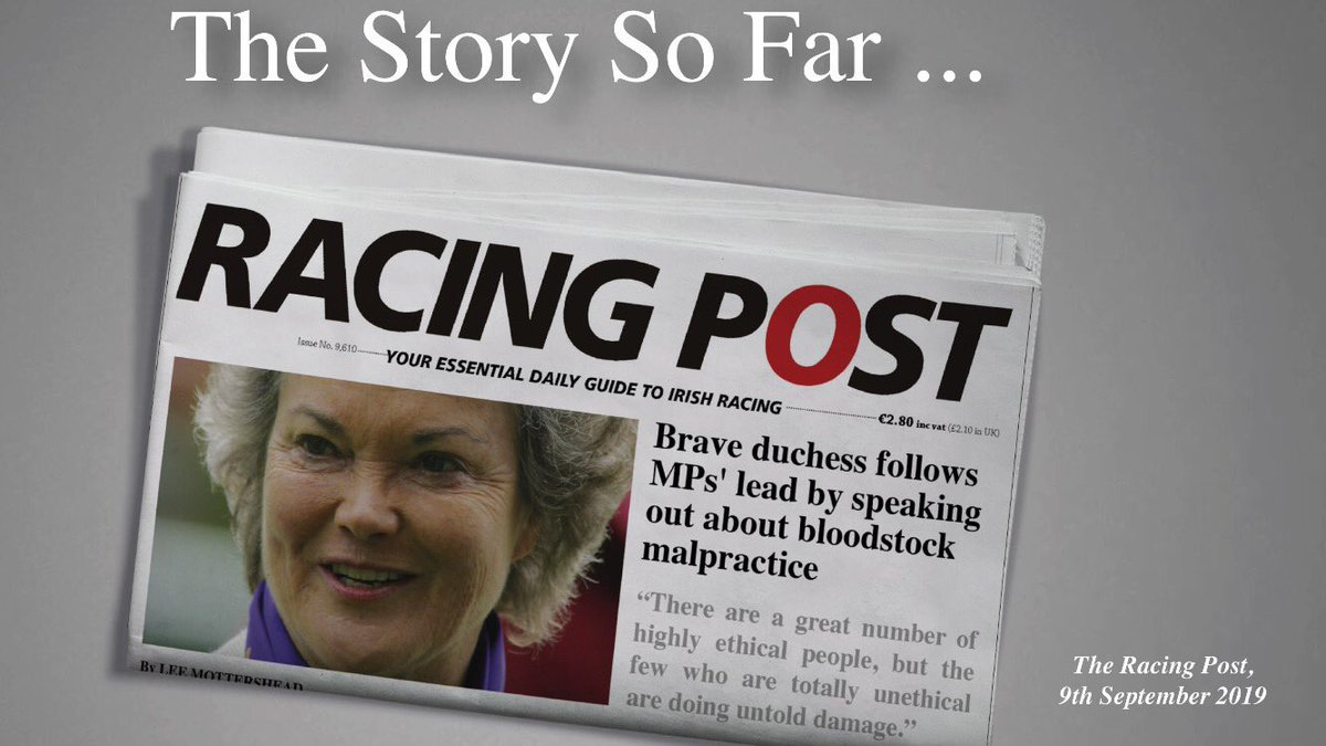 The key facts in @RacingPost  Take the leap? http://www.bloodstocksauctions.ie (a safe environment to buy and sell bloodstock) #Horseracing #Everyracingmoment #Onlinesales #Onlineauction #Integrity #Transparency #Integritymatters #Bloodstock #Iamhorseracingpic.twitter.com/RazGhWSLWj