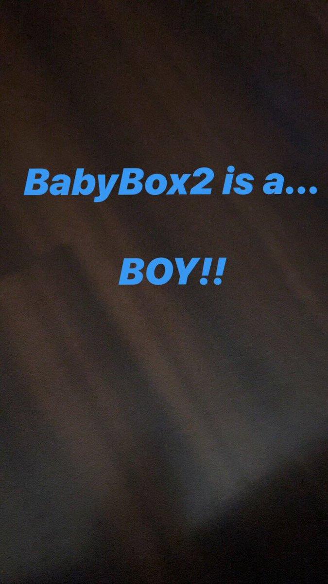Breaking News: #BabyBox2