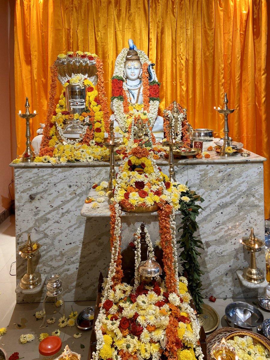 Sri Shankara Cancer Foundation Family wishes everyone a Happy Maha Shivaratri #Mahashivratri