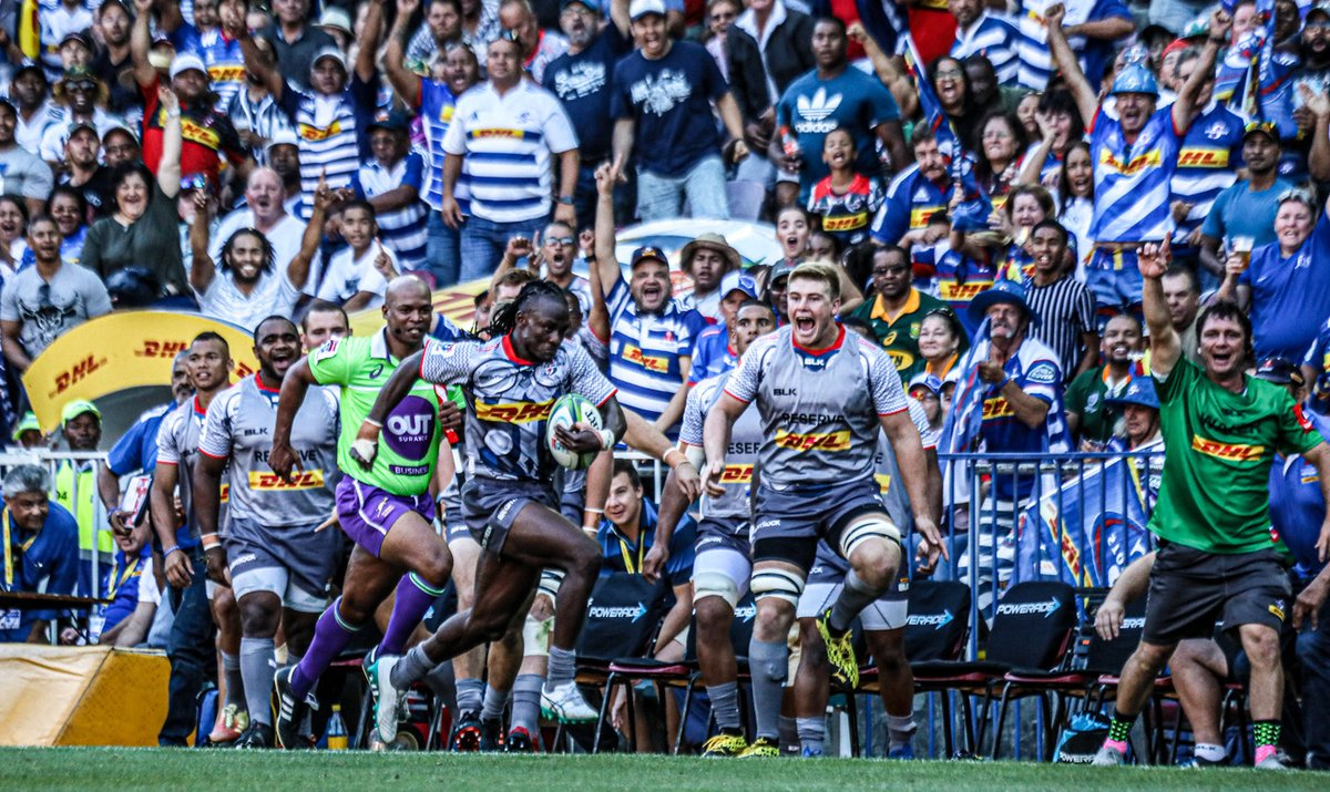 💥 Big fixture for @THESTORMERS tomorrow as they take on last yearss #SuperRugby finalists, Jaguares! 🏟️ #DHLNewlands will be rocking! #DHLRugby #iamastormer