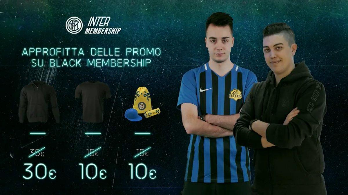 🤜 | MEMBERSHIP Anche Nicolò e Diego sono diventati member, tu cosa aspetti? 👀Approfitta delle promo speciali attive su Felpa e T-shirt della Black Membership 👉http://bit.ly/2Kh7hcP