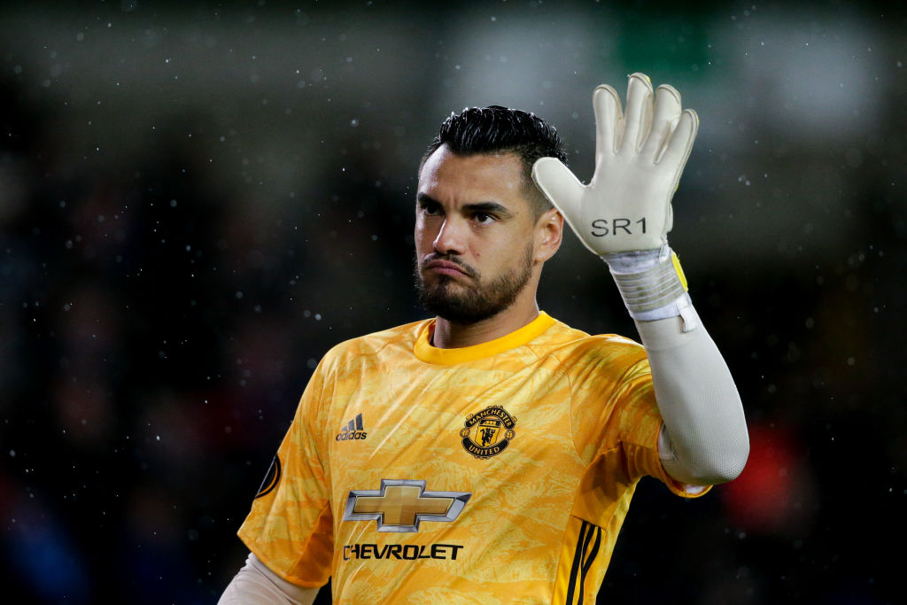 🔴   - Games: 55  - Clean Sheets: 35  - Goals Conceded: 25  Happy Birthday to the world's greatest backup keeper, Man Utd's Sergio Romero!  #MUFC