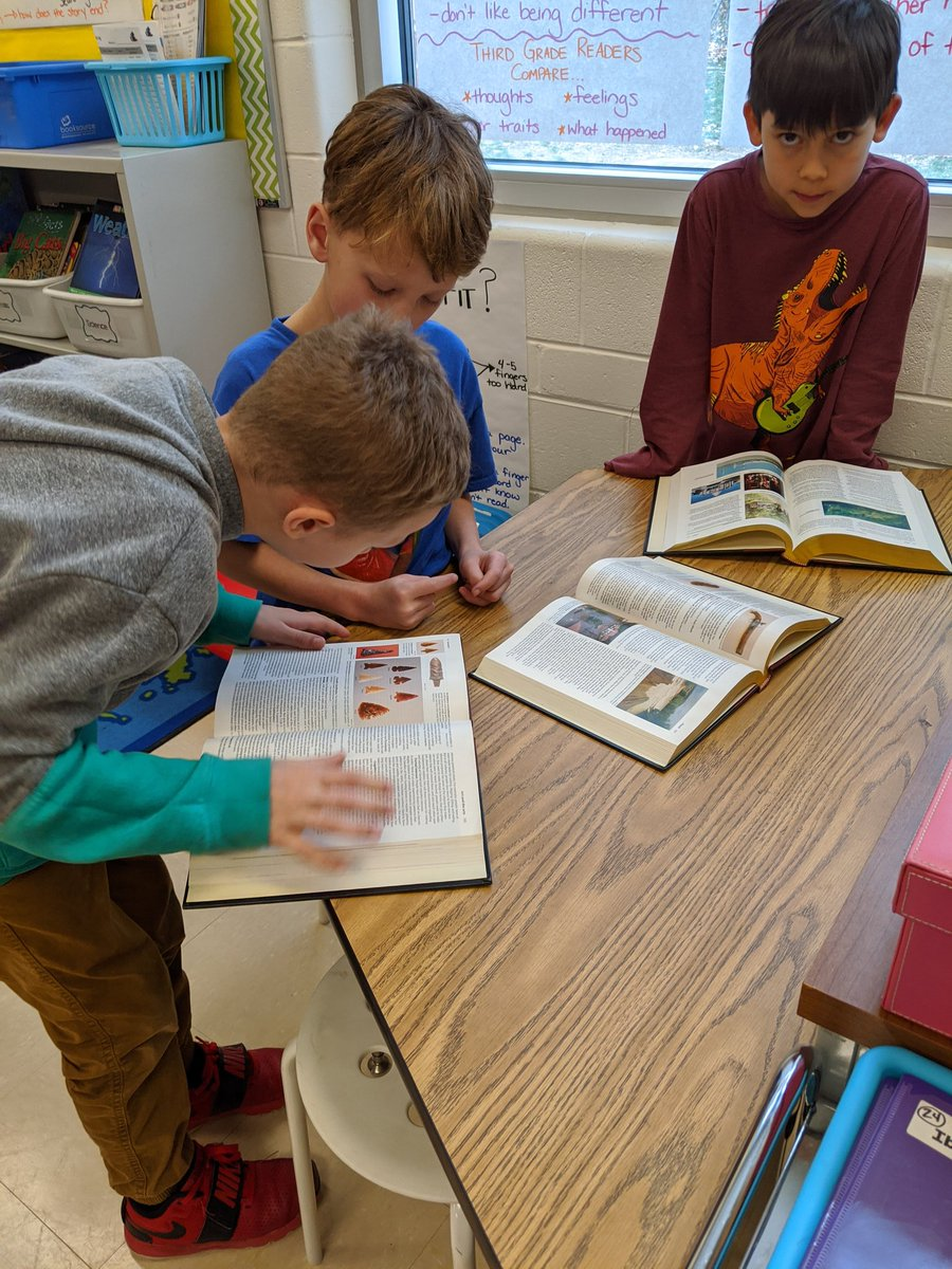 We were FASCINATED by the chance to explore a set of paper encyclopedias, and many of us were so interested that we voluntarily chose to read them during independent reading time! <a target='_blank' href='http://twitter.com/APSMcKPR'>@APSMcKPR</a> <a target='_blank' href='http://search.twitter.com/search?q=McKAPS'><a target='_blank' href='https://twitter.com/hashtag/McKAPS?src=hash'>#McKAPS</a></a> <a target='_blank' href='https://t.co/UFbDFVLDB4'>https://t.co/UFbDFVLDB4</a>