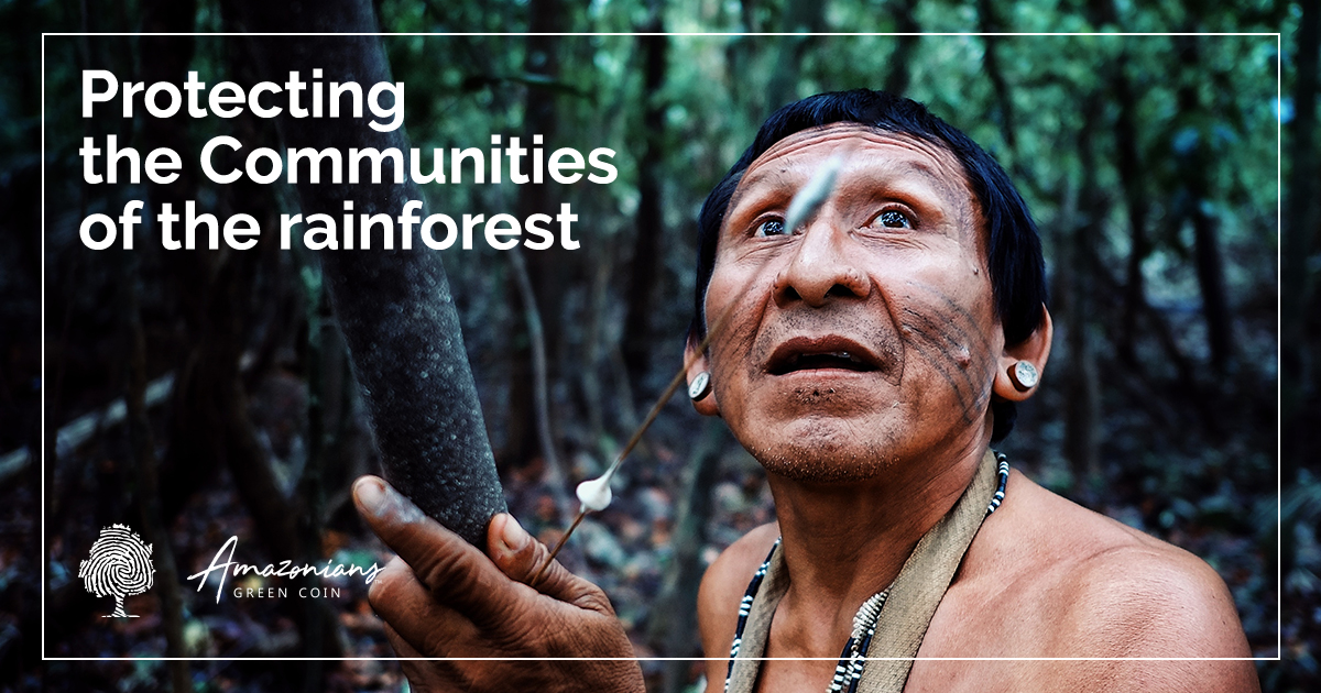 Those who live in the #forest  know the #realproblems facing the woods  The role of the Forest Guardians is essential as they protect and ensure the balance of the #Amazonrainforest  We #protect the forest in collaboration with EBCF and other entities.<br>http://pic.twitter.com/EZreYSN4AN