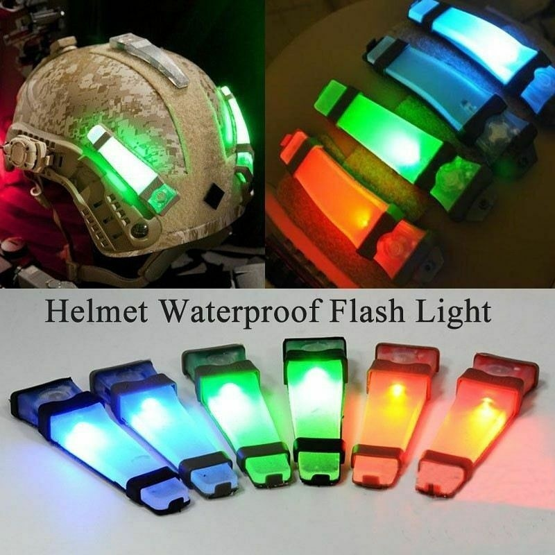 SomoGear E-Lite Helmet Flashlight  #helmetflashlight #airsoftgear #elitepic.twitter.com/yptl8eif1t