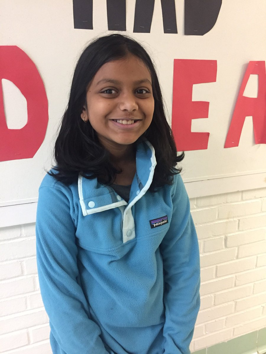 """@ztaylorfifth grader, Mihika Sinha,  placed 1st in the Dance Choreography in the 2019-2020 Reflections Dist. Contest. She choreographed a beautiful dance, entitled """"Me, a Tree"""".  Her dance placed 1st, & has been advanced to the state competition. @TaylorPTAtalk @ilovearlingtonvpic.twitter.com/KyYeZaf5iP"""