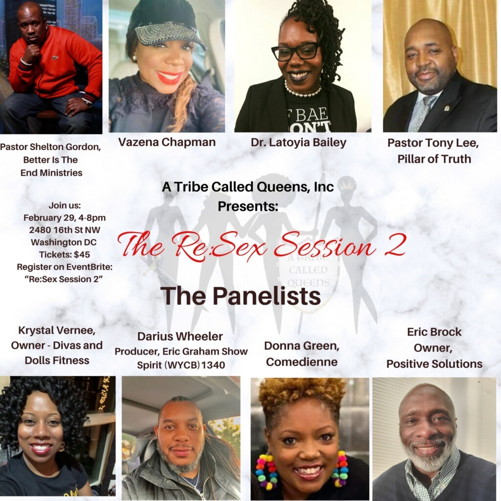 Get excited! We are almost a week a away from an amazing event with A Tribe Called Queens, Inc called the Re-Sex Session where I will be a panel speaker! Come join the candid convo on love, intimacy and relationships. #krystalvernee #selflove #loveyourselffirst #speaker #authorpic.twitter.com/4nPyn6tlg9