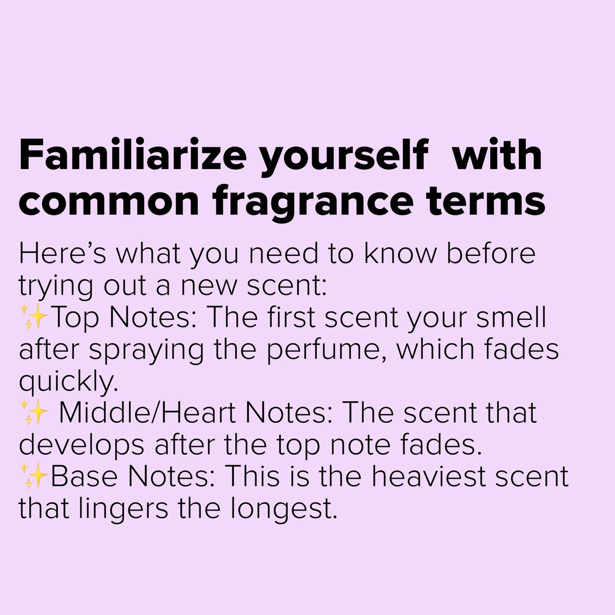 Always look up the notes before trying out a new fragrance! #Scentbird https://t.co/PKL6aCDa1U