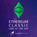 Image for the Tweet beginning: Ethereum Classic is Coin of