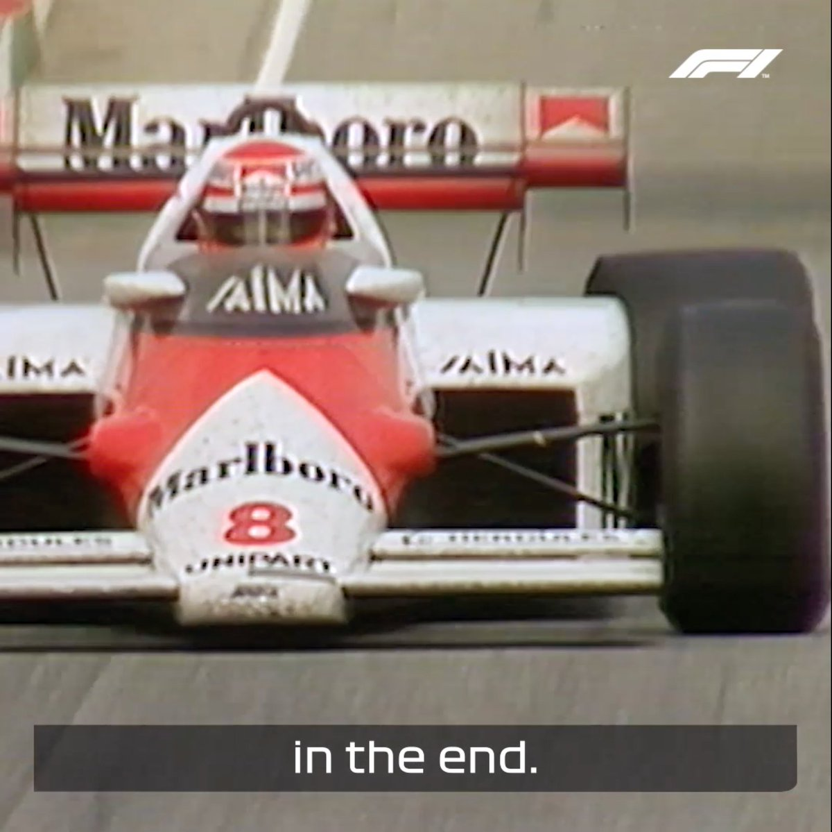 Niki Lauda would have turned 71 today ❤️  Here is the three-time world champion reflecting on a famous win at his home race back in 1984  #AustrianGP #F1