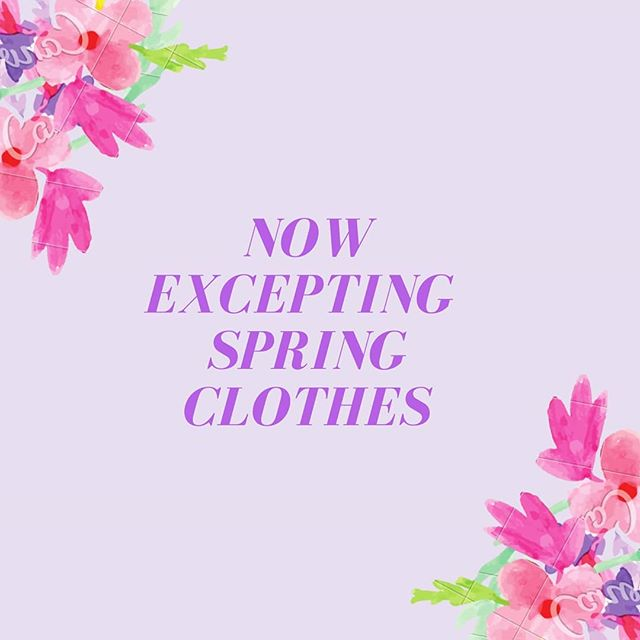 We are now excepting spring clotheswe are also excepting Strollers, playpens, high chairs #momgroup #mommyandme #durhamregionmoms #claringtonmoms #usedkidsclothes #kidlife #momneedsabreak #shopsmall #shoplocalpic.twitter.com/WnL15KqH1S