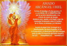 #FelizJueves arcangel uriel