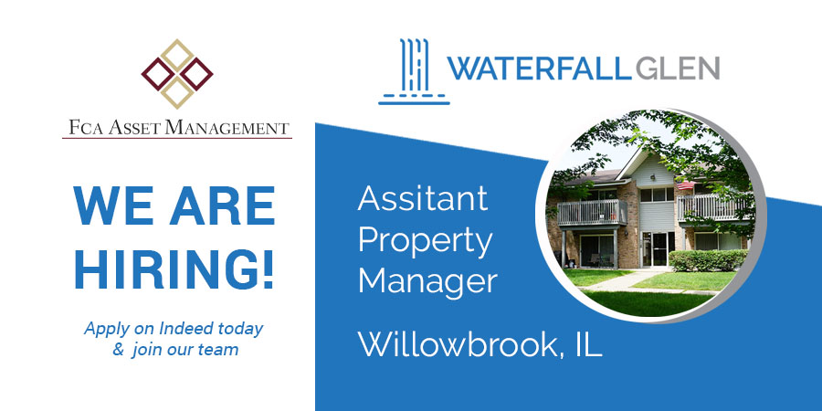 Now Hiring! https://www.indeedjobs.com/fca-asset-management/_hl/en_US?cpref=JXWAtnzf3XW5aRnY2g_zoikN87qYWwuQ1SSnA1BJilI … #PropertyManager #jobs #apply #WillowbrookILpic.twitter.com/GgiZeHgEdt
