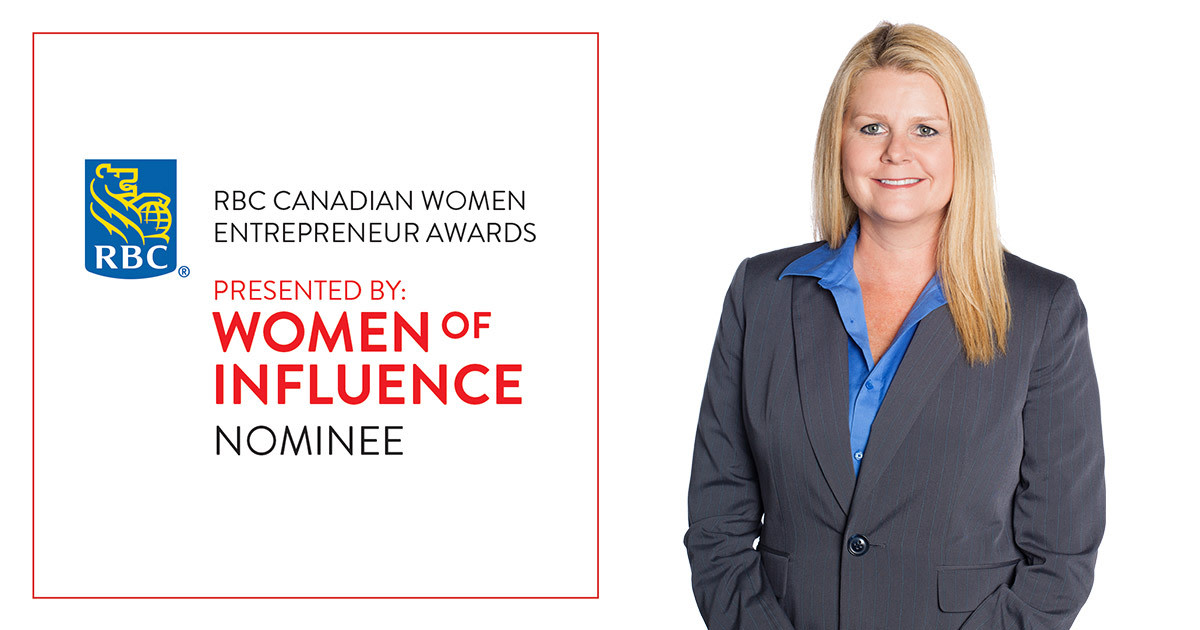 We are proud to announce that our CCO & VP of Sustainability, Kimberly Khoury, has been nominated for the 28th #RBC Canadian Women Entrepreneur Awards by Women of Influence! It is an honour to be nominated- we thank you for your support! #RBCCWEA #InspiringWomen #WomenOfInfluence
