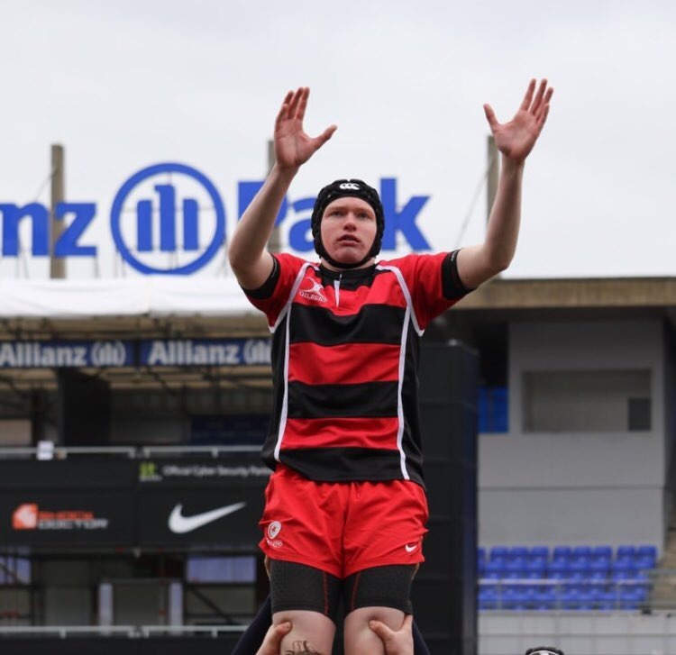 Good to see Tom, an old boy from @thenewbeacon making his Saracens debut! Congratulations! @GoodSchoolsUK @iapsuksport