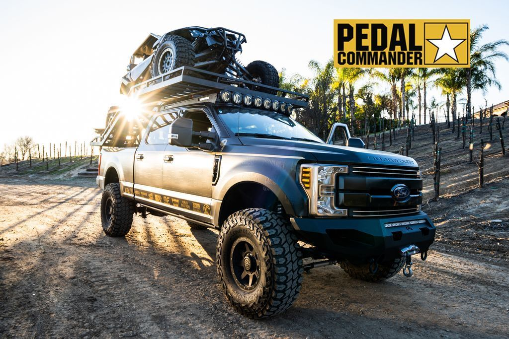 Excited for our next trip! Make sure to be on the lookout! #pedalcommander #truck #canam #ford #chevy #motortrend #offroading #import #cars #pedal #throttle #dodge #pickup #sunset #automotive #engine #dirt #event #razor #drift #tunner #unit #drifting