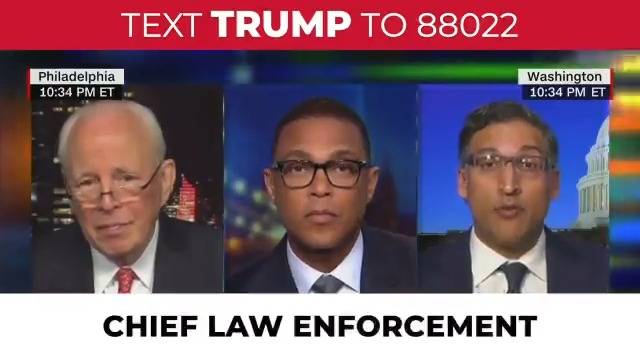The media freaked out over President Trump saying he is the chief law enforcement officer of the United States. Guess who used to agree with Trump? They did! twitter.com/DeadlineWH/sta…