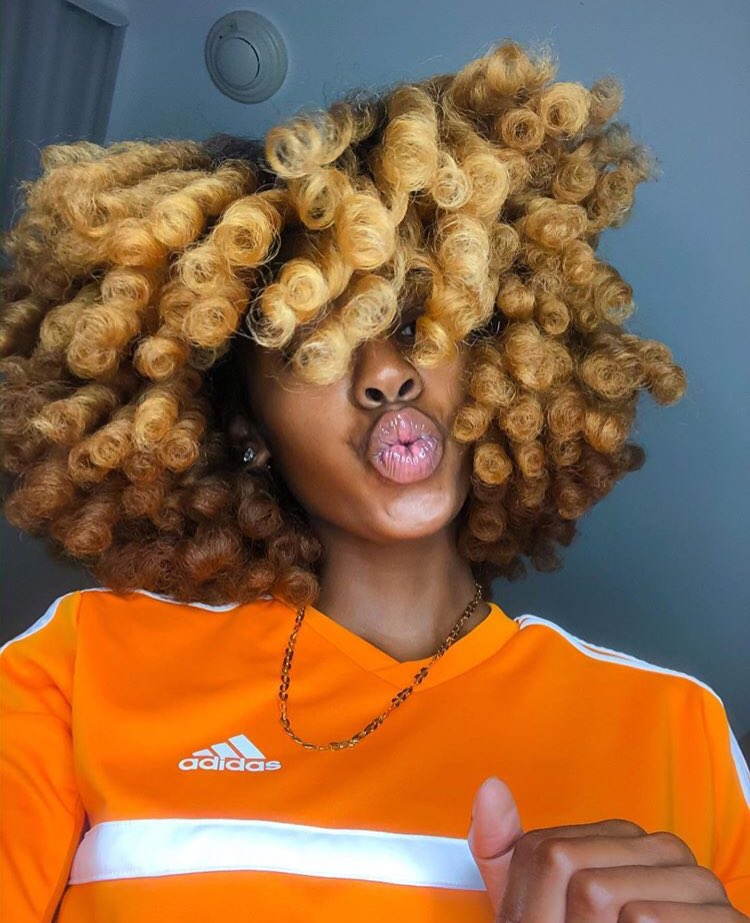 NATURAL HAIR thread for CURLY & COILY hair type. Drop your pics/Vids if you fall under this hair category, let's all appreciate them  {Curly: 3a-3c hair & Coily: 4a-4c hair}<br>http://pic.twitter.com/4MMMfEGnYn
