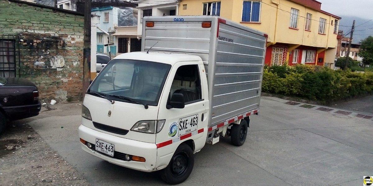 Hafei Ruiyi pickup modelo 2013 cel: 3134552907   Papeles al día en muy buen estado nunca estrellado segundo dueño.   Precio: 17.500.000 negociables placas públicas de la ciudad de Pereira Risaralda #furgones #hafeiruiyi #avisosclasificados #pickup