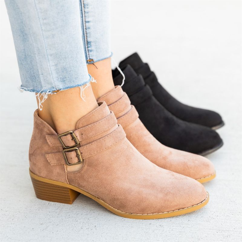 62% off - only $22.99!  #booties #springshoes #springfashion #ootd #fashionista #springbooties #newarrival  https://t.co/SI82ewYwGP https://t.co/C4z5la3z3P