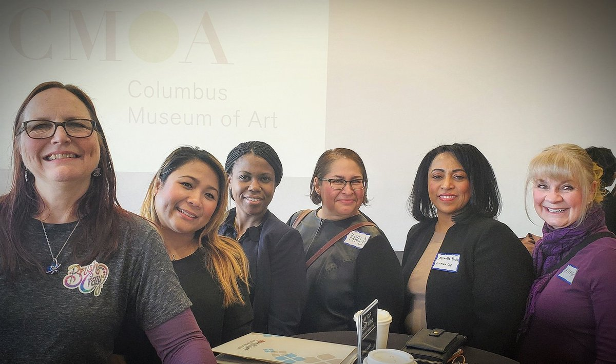 Great meetup this morning at the Columbus Museum of Art with Business First! For my Simply Start Mastermind Group... this is a great place to practice your VPS, value proposition statement... or more commonly referred to as your elevator speech!pic.twitter.com/QQlJy7lO0l