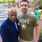 Image for the Tweet beginning: Happy birthday to @repjohnlewis, a