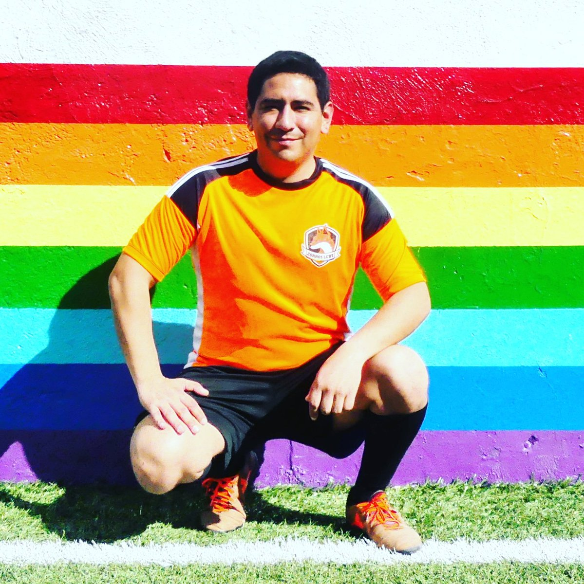 Xavi  Posición: Medio  Equipo: Atlético Zorros  #DeporteLGBT #LGBTSports #FutbolLGBT #ZorrosLGBT #OrgulloDeportivo #instagay #gaysports #gayfutbol #gayboy #futbolgaypic.twitter.com/hMCg1hrM3T