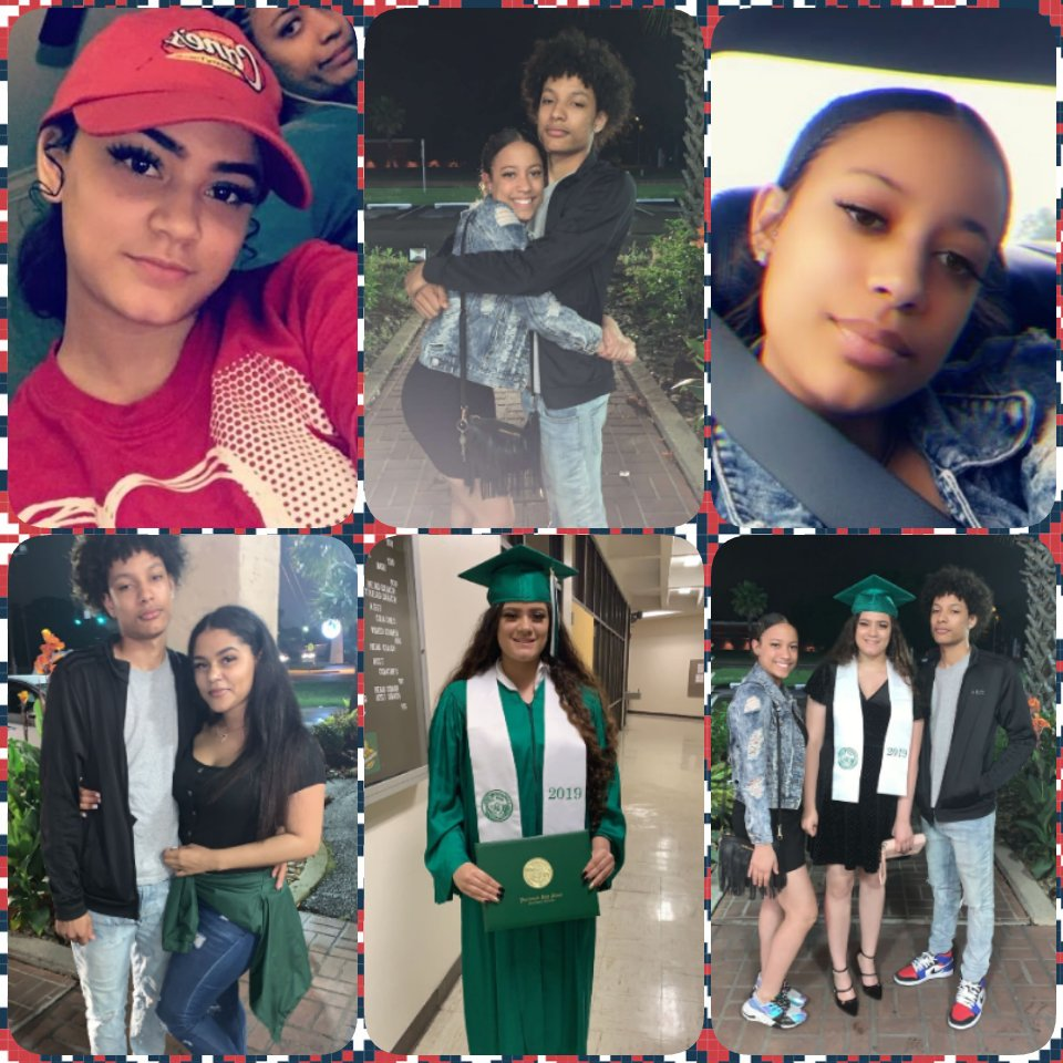 Praying for ya'll just know I always will b here for all y all no matter what! May God watch over yall and keep u safe! Until I see ur faces again I love u!! #my creations# my hearts#justice #maya #lealea! # a mother's love is forever no matter what!!!