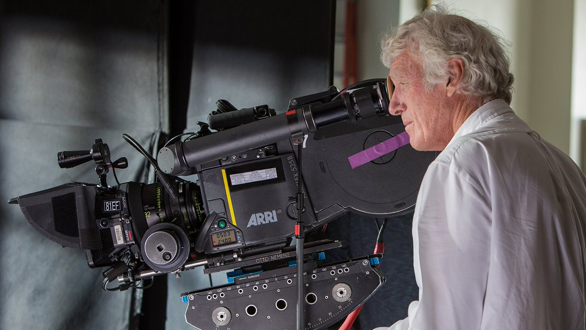 There are no rules. Every shot and every movie is different. There's no right and wrong. Cinematography is personal; it's something you have to develop yourself, and there's no easy way to do that. It's just a matter of spending time on your own and finding it.1/2 #RogerDeakins