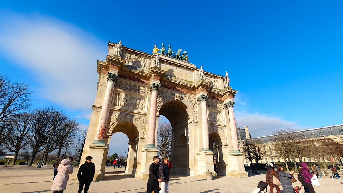 In this video we'll show you arc de triomphe du Carrousel, France. https://youtu.be/_-xBio6YiJw  #France #Parispic.twitter.com/pblBTzjKaB