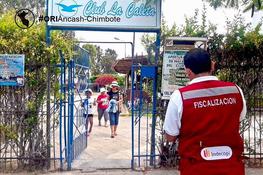 @IndecopiOficial Indecopi fiscaliza #hoteles, #restaurantes y centros recreacionales de #Chimbote. Lee la nota aquí: