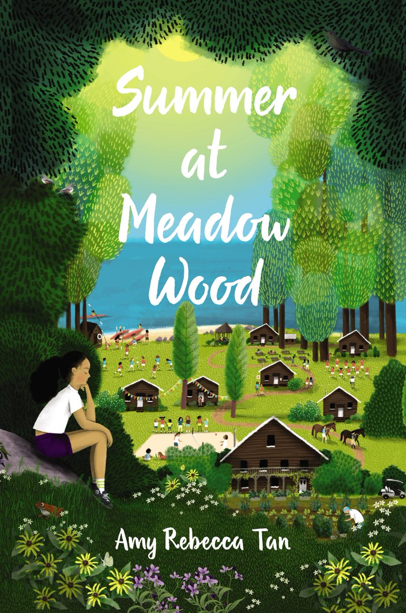SUMMER AT MEADOW WOOD is @AmyRebeccaTans next book about a girl who finds comfort in the warm traditions and unexpected friendships of summer camp. Enter to win an advance copy of this beautiful and heartfelt story! goodreads.com/giveaway/show/…