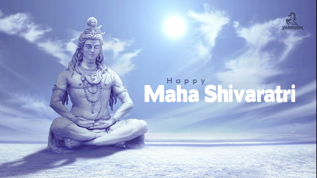 VANQUISH MEDIA Wishes You a #HappyShivratri  .  May All Your prayers be answered on this #Mahashivratri and may #LordShiva Bless you with happiness , Good fortune and prosperity https://t.co/qSH8pnUxnM