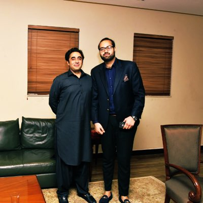 So finally had a personal interaction with the chairman @BBhuttoZardari   #NewProfilePic