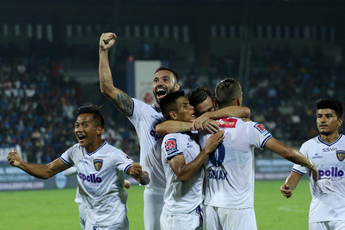 Image result for mumbai 0-1 chennaiyan