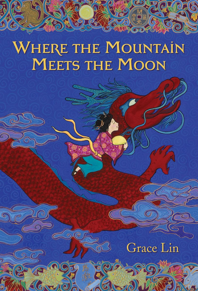 Join children's book author/illustrator Grace Lin @pacylin at the #tcrwp Spring Saturday Reunion, March 21, 2020!
