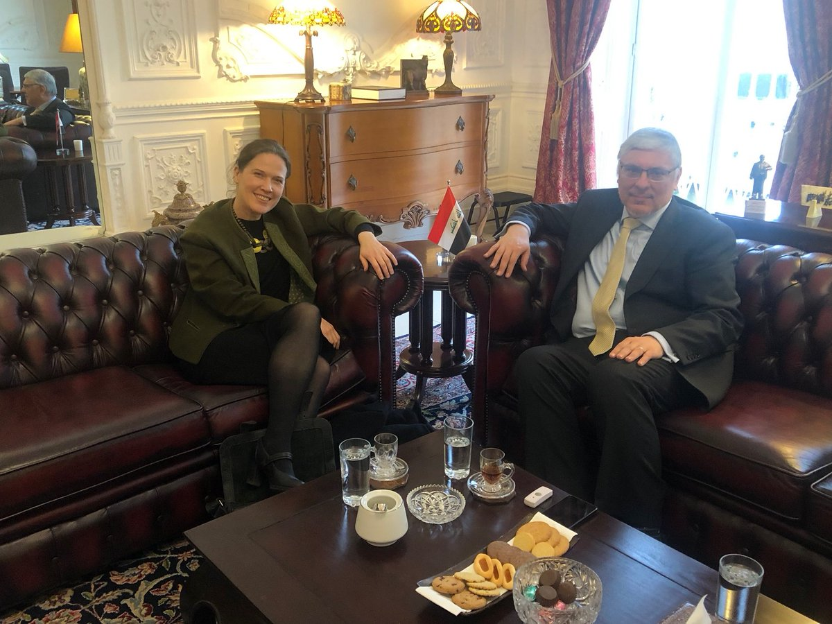 test Twitter Media - A pleasure to meet HE Mohammad Jafaar Al Sadr, Ambassador of #Iraq to London to learn about his extraordinary life story, his vision for his country & the role the UK can play in helping achieve it 🇮🇶🇬🇧 https://t.co/8V1ceJ9dS9