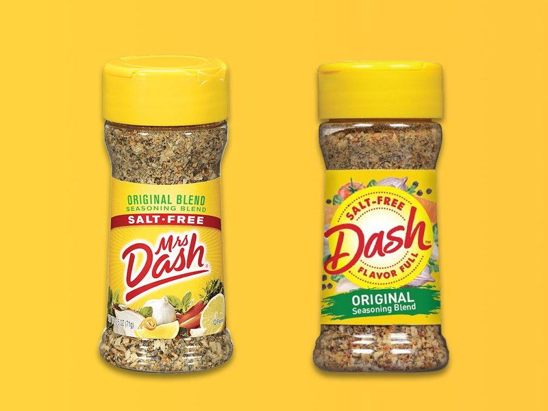 Mrs. Dash is dropping 'Mrs.' from its name http://ow.ly/mhi950yrP54