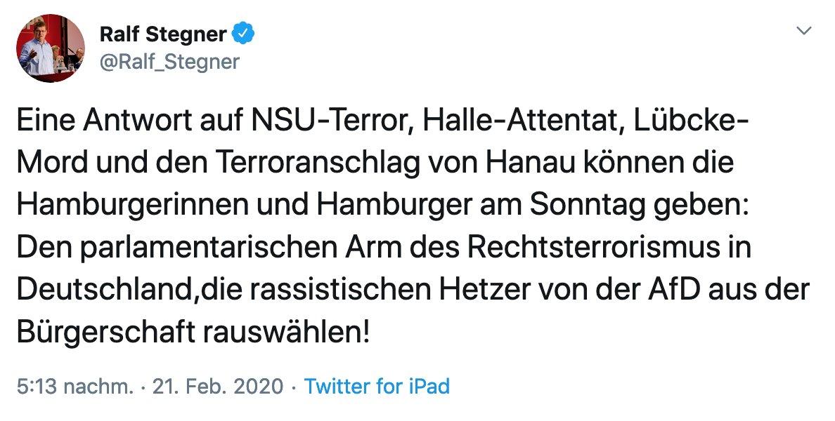 #Hanau