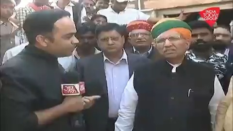 Union minister Arjun Ram Meghwal is heading the BJP's fact finding team to look into the Nagaur incident where two Dalit men were beaten up and tortured for allegedly stealing money. Watch his conversation with Dev Ankur Wadhawan.#ReporterDiaryhttp://bit.ly/IndiaTodaySocial …