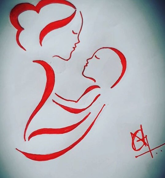 Mother she is a wonder of god #penart #redsketch #mother #loveformother #art #ArtistOnTwitter #Artist #artsharepic.twitter.com/dR9d4fMaPd