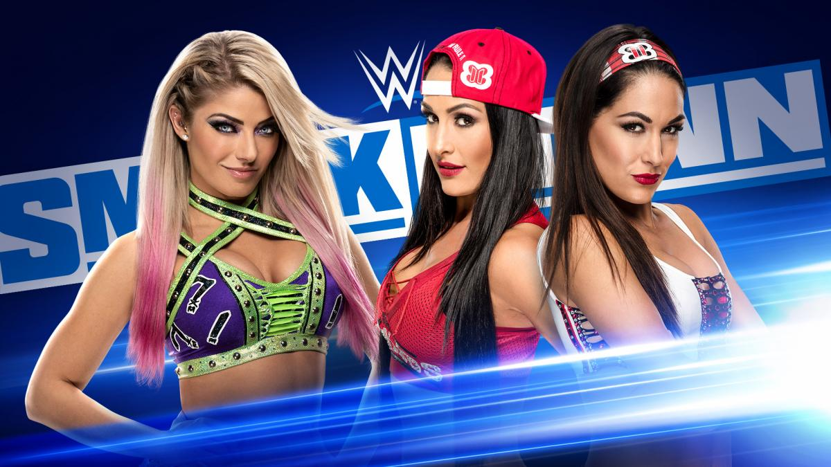 Friday Night SmackDown February 21st 2020 Preview http://www.revelleution.com/wwe-com-friday-night-smackdown-february-21st-2020-preview/… #SD #FridayNightSmackDown #AlexaBliss #BrieBella #NikkiBella #TheBellaTwins