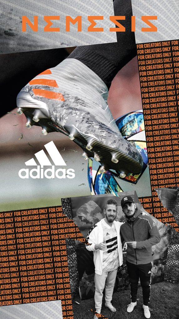 Este Martes 25 a partir de las 17:30 estaré junto a @RobertPG94 en Forum Sport Megapark. @forumsport @adidasfootball