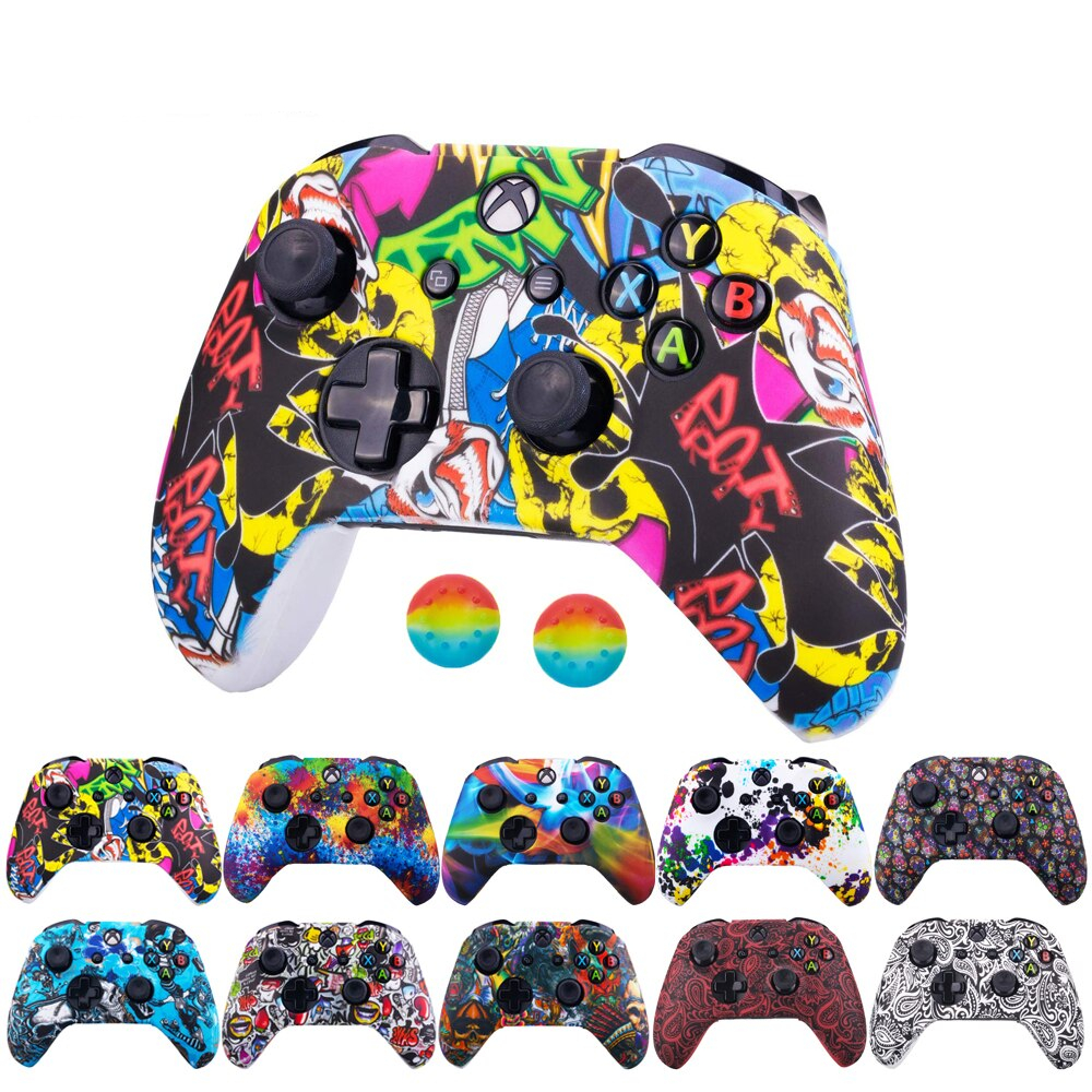 Microsoft Xbox One Controller Skin with 30 Water Transfer Printing Camouflage Colors. Buy your favorite Controller Skin and make your collection look awesome. https://bit.ly/2vPVuOm  #gameincharge #xbox #xboxone #xboxcontroller #controllerskin #xboxonex #xboxones #gamers #consolepic.twitter.com/zsmljV23H7