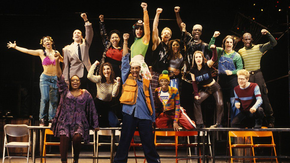 test Twitter Media - Let's explore this 1997 review of RENT and how it shaped the future of musicals. https://t.co/Yo3aVDGjm8 https://t.co/6IVCaroUF2