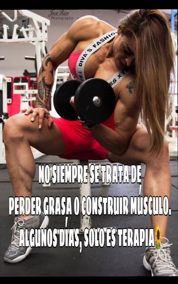 Buen día #FitnessMotivation #bodybuilding #PowerGirl #gymmotivation #fitnessgirl #fitnessbody pic.twitter.com/gMNH7JvUIP